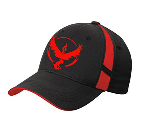 Flyme-Pokemon-Go-Cap-Team-Valor-Team-Mystic-Team-Instinct-Baseball-Cap-Hat