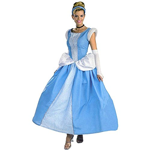 Disney Princess Cinderella Adult Costume - Standard