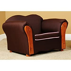 Fantasy Furniture Homey Vip Chair Sweet Brown by Fantasy Furniture
