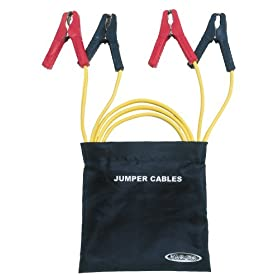 Kwik Tek JC-8 Jumper Cables With Nylon Bag 8 Feet