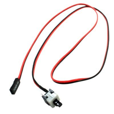 Hde Power Sw Motherboard Cable For Pc Power Switch Button