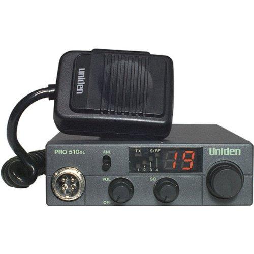 40-Channel 2-Way Compact CB Radio