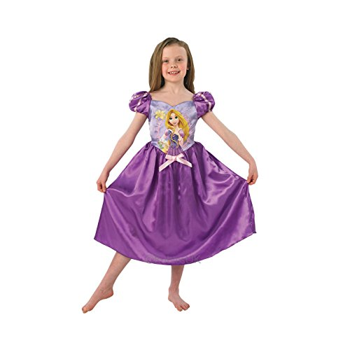 Rubies Girls Classic Rapunzel Fancy Dress Costume
