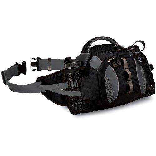 High Sierra Ridgeline Lumbar Pack (Black) front-310982