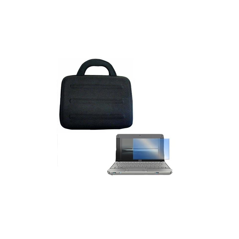 Dell Inspiron Mini 9 (8.9) Black Protective EVA Laptop Carrying Case
