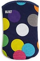 BUILT Custodia sottile in neoprene, colore: a pois [compatibile con Kindle Fire HDX (3ª generazione)]