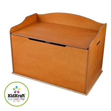 KidKraft Austin Toy Box (Honey)