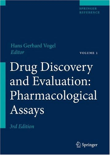 Drug Discovery and Evaluation: Pharmacological Assays PDF