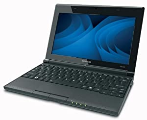 "Toshiba NB505-N500BL(Blue) w/ Intel® AtomTM Processor / 10.1"" Display / 1GB Memory / 250GB Hard Drive - Blue"