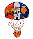 "16"" Magic Shot Mini Basketball Hoop Set"