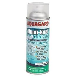 Aquagard Outboard Outdrive Spray Paint Clear 12 Oz
