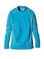 SPAIO Camiseta Técnica Thermo (Turquesa)
