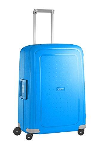 Samsonite 49307/1652 Valise S'cure Spinner 69/25, 69 cm, 79 L, Bleu (Bleu Marine)