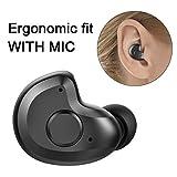 Bluetooth Headset, 3,8g V4.1 Mini Bluetooth Headset Wireless...