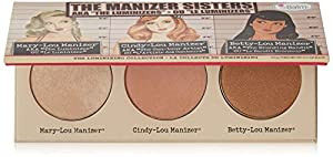 theBalm The Manizer Sisters Make-Up Palette, 0.33 oz.