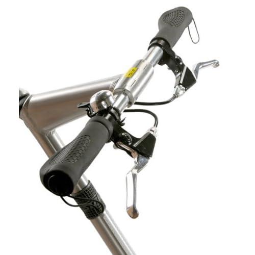 STRIDA(ストライダ) LT 折りたたみ自転車 16インチ ディスクブレーキ ブラック