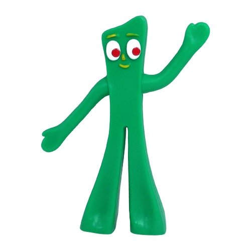 Gumby Posable Bendy Figure Toy - 2.5 inch - 1