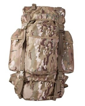 MILITARY MTP BERGEN 60 LITRE BRITISH ARMY STYLE UTP RUCKSACK CADET PATROL PACK by Kombat UK (British Bergen compare prices)
