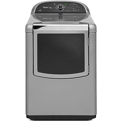 Whirlpool WED8900BC Cabrio 7.6 Cu. Ft. Chrome With Steam Cycle Electric Dryer (Cabrio Electric Steam Dryer compare prices)