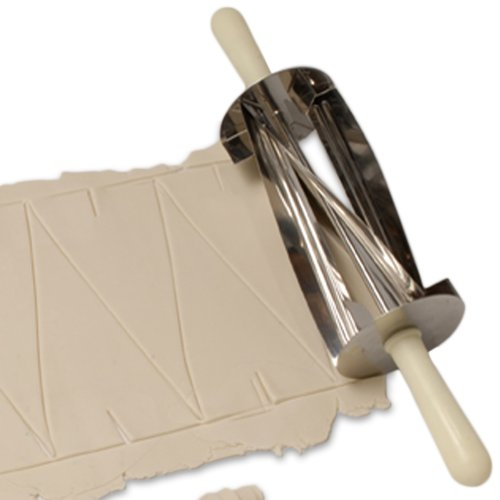 Ateco Stainless Steel Croissant Roller Cutter Reviews