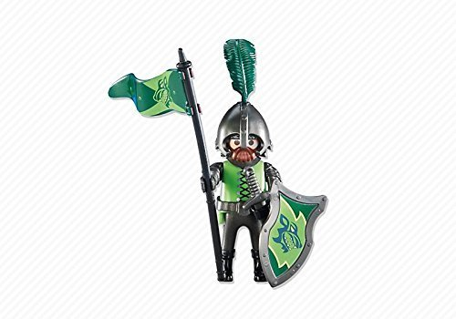 PLAYMOBIL Leader of the Wolf Knights