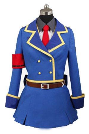 【コスゾーン】探偵オペラ ミルキィホームズ 明智 小衣風の衣装(L/男性用)
