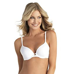 Vassarette Women's Silken Heather Demi Underwire Bra