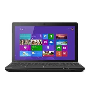 """Toshiba Satellite C55-A5104 15.6"""" Laptop - Intel N2820 Processor - 4GB RAM - 500GB HDD - WebCam - HDMI - WiFi - DVDRW - Windows 8.1"""