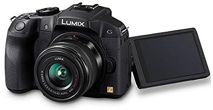 Panasonic Lumix G-series DMC-G6K Mirrorless Camera (with 14-42mm Lens)