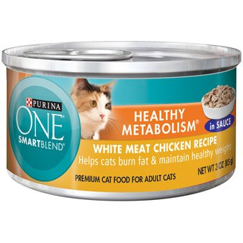 Purina ONE Smart Blend Healthy Metabolism Chicken Canned Adu
