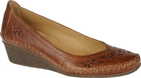 Naturalizer Women's Nayrin Wedge Pump,Brown,8.5 W US