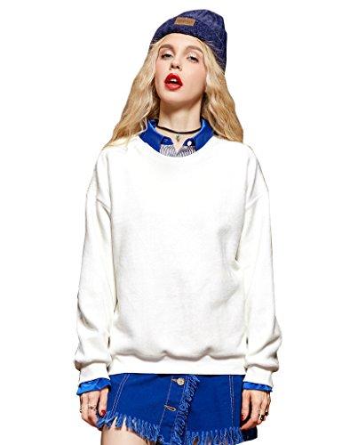 elf-sack-girls-winter-crewneck-loose-oversized-shirt-white-x-large