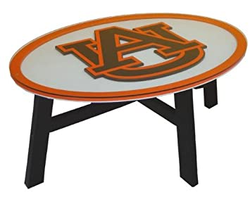 Fan Creations C0518-Auburn University Coffee Table