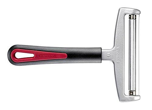 Westmark 29272260Gallant rollschnitt-spécial Tagliaformaggio acciaio inossidabile nero/rosso 16,3x 12x 2cm