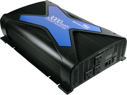 Whistler Pro-3000W 3,000 Watt Power Inverter