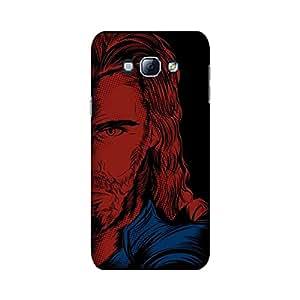 StyleO Samsung Galaxy A8 Designer Printed Case & Covers (Samsung Galaxy A8 Back Cover) - Superhero