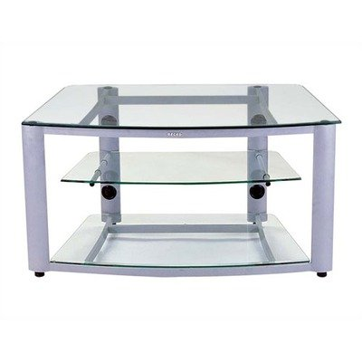 Cheap 43″ TV Stand in Silver (GKR-217-SC)
