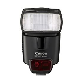 The Electronics World | Canon Speedlite 430EX II Flash for Canon Digital SLR Cameras