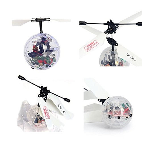 Flying Toys For Boys : Epochair kid and boy toys rc flying ball infrared