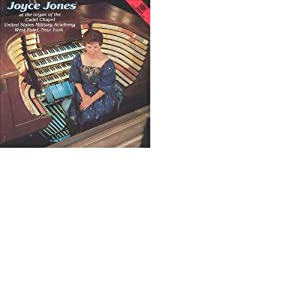 Joyce Jones at the Organ of Cadet Chapel, West Point