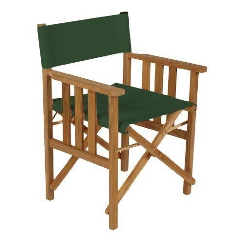 Gardenista – Gartenmöbel Stuhl Ersatz Stoffbezug Wasserfest – Grün bestellen