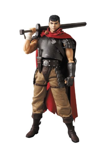 Medicom Berserk: Band of The Hawk Version Guts Real Action Hero Figure