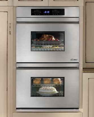 "Dacor Millennia Distinctive 30"" Double Wall Stainless Steel Oven front-38905"