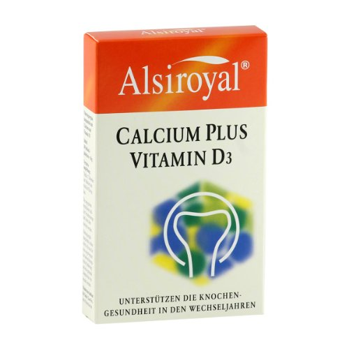 Alsiroyal Calcium plus Vitamin D3 (30 Tabletten)