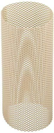 "Asahi America Sediment Strainer Replacement Mesh Screen, PVC, For 1"" Strainer, 40 Mesh"