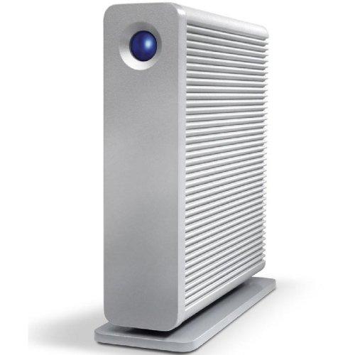 LaCie USB2.0/FireWire対応 3.5インチ外付HDD 1TB d2 quadraシリーズ LCH-2D1TQS