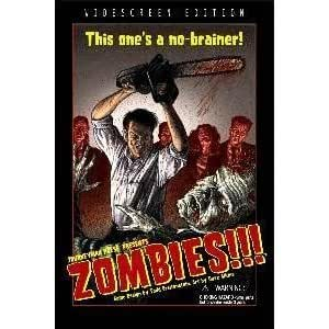 Zombies!!! Director's Cut 2nd Edition Board Game