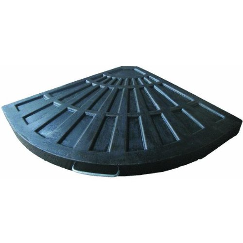 offset umbrella base wheels resin offset umbrella base