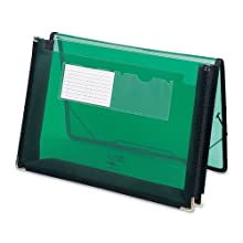 Smead Poly Ultracolor Wallet, Letter Size, 2.25 Inches Expansion, Green (71951)