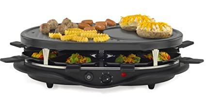6130 Raclette Party Grill